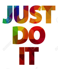 Just Do It slogan